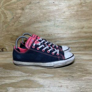 Converse 5-Tongue Distressed Women's Sneakers